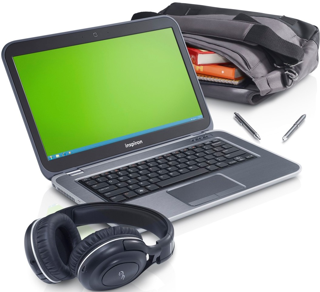 Photo: Dell Inspiron 14z laptop - http://dell.to/MaBENS