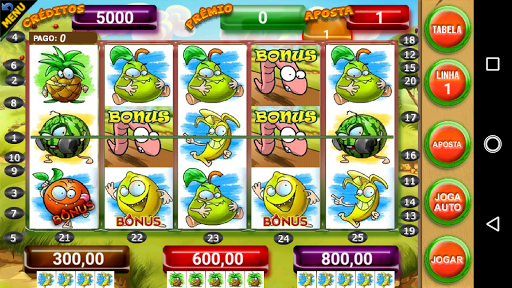 Freaky Fruits Slot