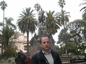 Photo: Plaza 9 de julio. Ciudad de Salta