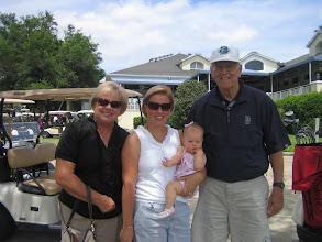 Photo: Ginger, Alison, Adley, Bill