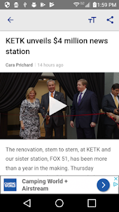 KETK News EastTexasMatters- screenshot thumbnail