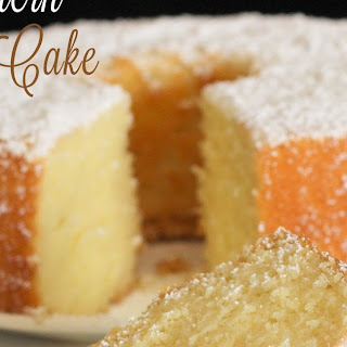 Soul Food Pound Cake Recipes