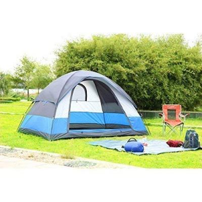 Mbuys Mall 4 Person Tent for Camping Waterproof Outdoor Tent