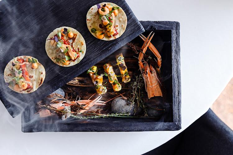 super promotions meilleure sélection de 2019 100% de qualité supérieure Mouth-watering tidbits from top South African restaurant La ...