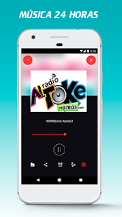 Radio Altoke Nomas - náhled