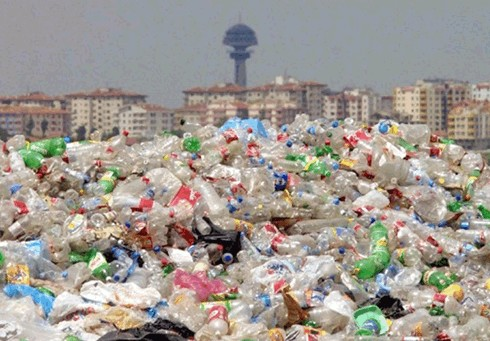 Mamak Landfill Istanbul Turkey