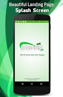 JobsAlert - Pakistan Jobs- screenshot thumbnail