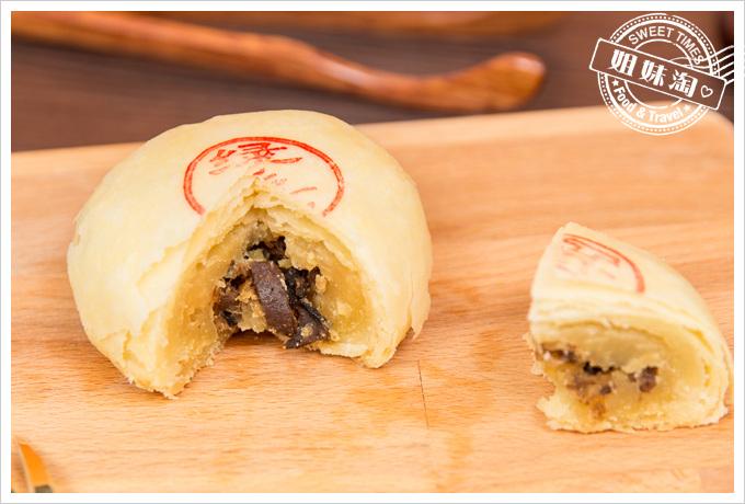 朗月手工綠豆椪禮盒-香菇滷肉綠豆椪