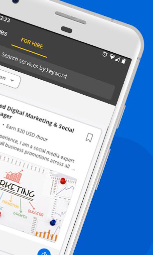 Moonlighting: Freelancer Jobs, Tools & Benefits screenshots 2