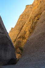 Photo: Tent Rocks National Monument, Cochiti Pueblo, New Mexico