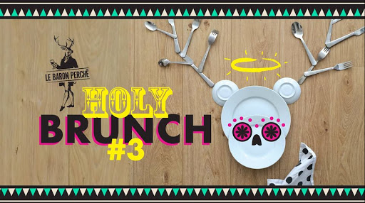 Holy Brunch - Pour L'Arche au Mexique