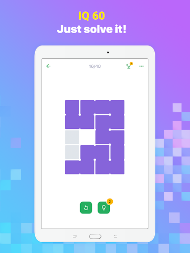 FILL IN  u2013 Connect the Blocks With One Line 1.0.0 screenshots 6