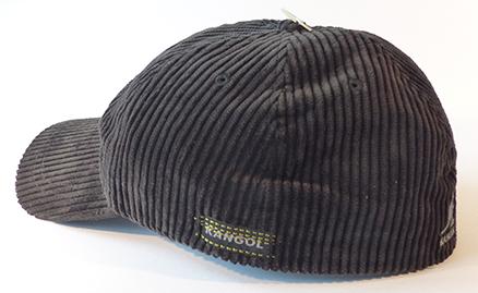 Baseball Cap, grå-svart