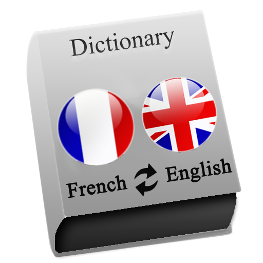 French - English : Dictionary & Education Icon