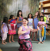 Photo: Bollywood lesson at Challenge Camp by Gargi (day 10)