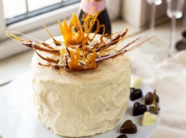 Russian Honey And Cream Cake Recipe