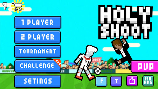 Holy Shoot - Soccer Battle - screenshot