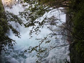 Photo: Superbes Cascades de l'Artigue depuis le Pont