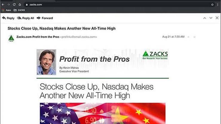 Zacks Profit from the Pro