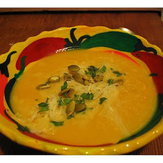 Leek and Pepper Soup