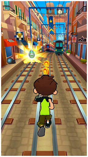 Subway Ben Alien 10  screenshots EasyGameCheats.pro 1