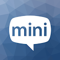Minichat – The Fast Video Chat App icon