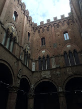 Photo: Inside the Siena Pubblico Palace (Town Hall)