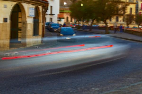 Phantom Car di Alessandro Isaia