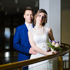 Wedding photographer Roman Griev (Ghosterzzz). Photo of 28.03.2017