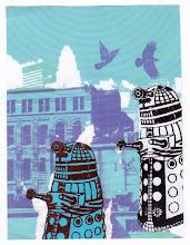 Photo: Wenchkin's Mail Art 366 - Day 217 - Card 217a