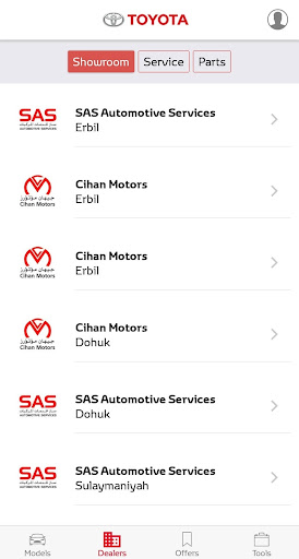 Toyota Iraq by Toyota Iraq (Google Play, United States) - SearchMan