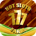 Hot Slots Farm - Free Casino icon