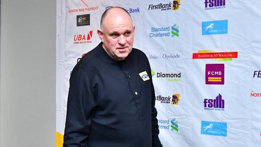 MTN Nigeria CEO Ferdi Moolman.