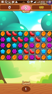 Candy Fun Match 3 - náhled