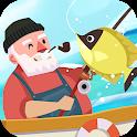 Fishing Grandpa icon