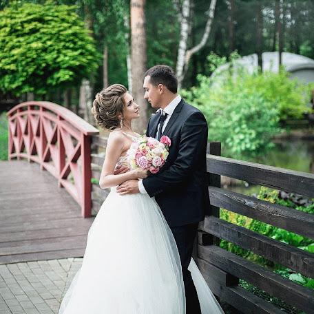 Wedding photographer Alina Mikhaylova (Alyaphoto). Photo of 31.10.2017