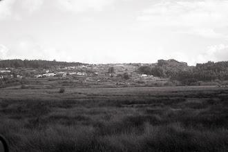 Photo: Vista das marismas da ría de Betanzos dende o lugar de Mariñán, parroquia de Bergondo (2012)
