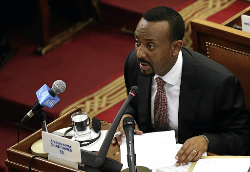 Privatising: Ethiopian Prime Minister Abiy Ahmed, who has set about shaking up an economy in which many state firms are poorly run by political appointees with links to the security services or the ruling coalition. Picture: REUTERS