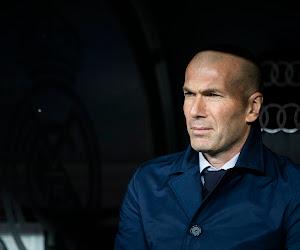 Un joueur du Real s'emporte sur... Zinedine Zidane