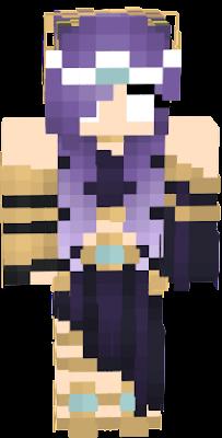 planet minecraft werewolf girl skin