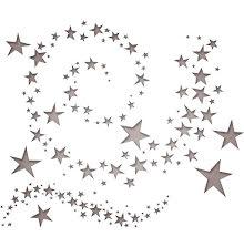 Tim Holtz Sizzix Thinlits Die set 9/Pkg - Swirling Stars