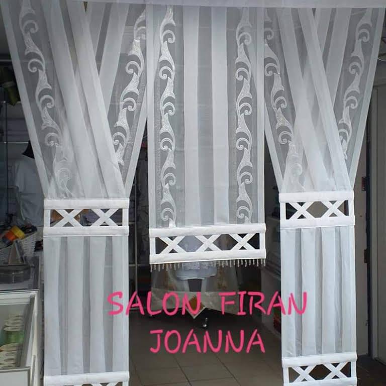 Salon Firan Joanna Zasłony Firanki Karnisze W Boguszowice