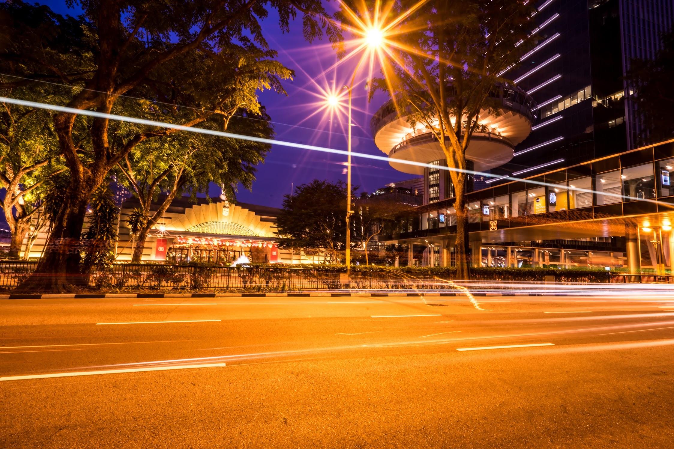 シンガポール フラトン・ベイ・ホテル