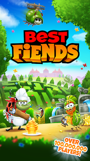Best Fiends - Free Puzzle Game apktram screenshots 23
