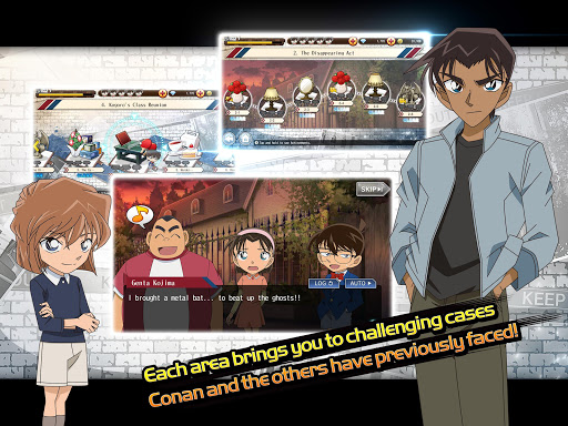 Case Closed Runner: Race to the Truth  screenshots 8