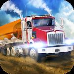 Oil Truck Driving: Offroad Simulator Icon