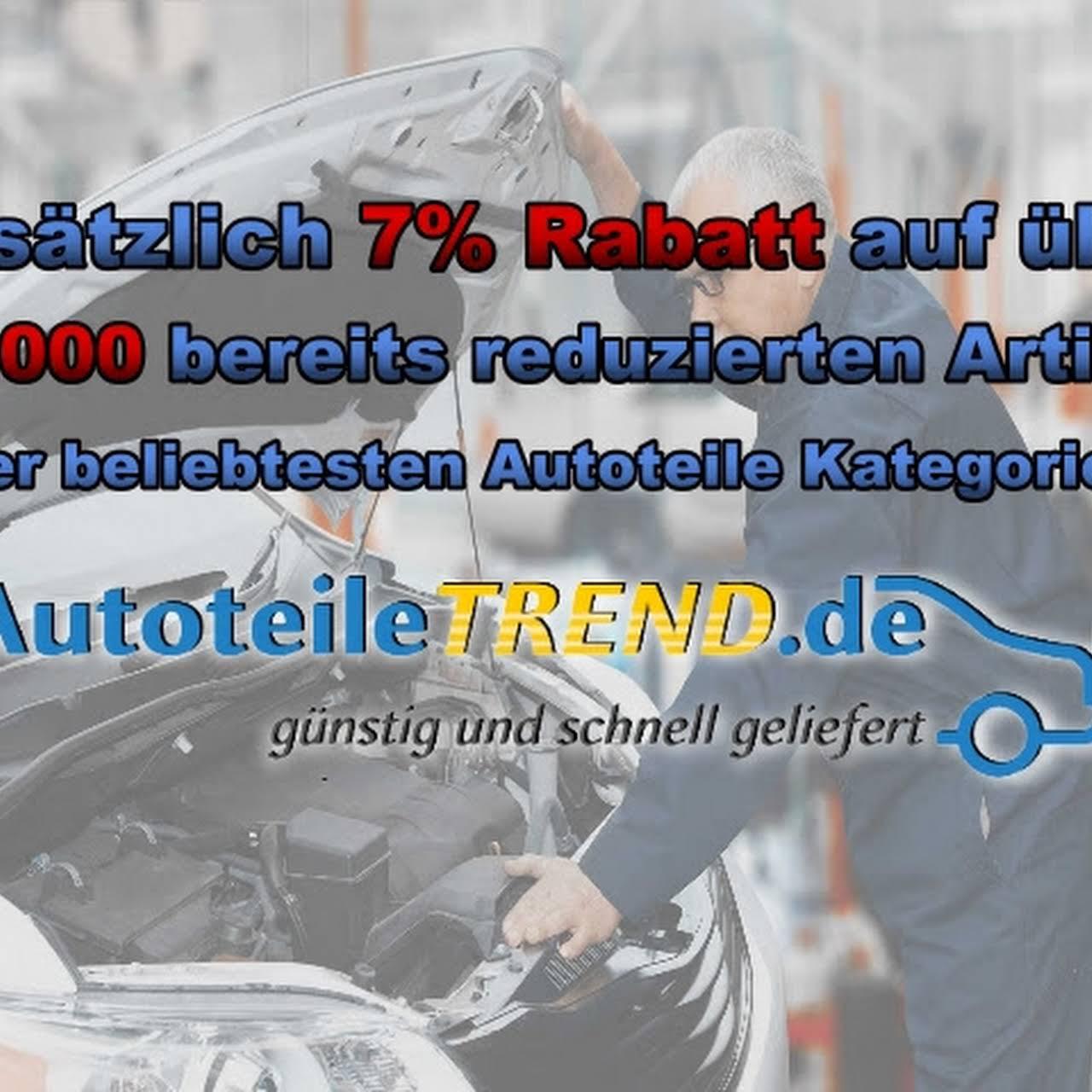 Autoteile TREND Magdeburg Autoersatzteile / Autozubehör - Kfz ...
