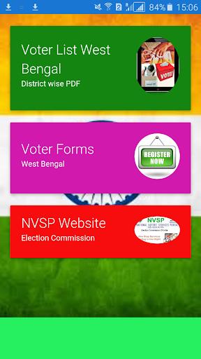 Voter List Pdf West Bengal