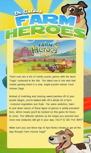 Ur Guides Farm Heroes