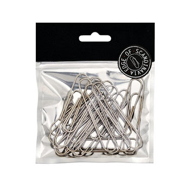 Gem Paperclips 78 mm (silver)